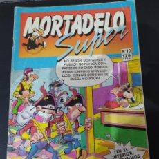 Tebeos: SUPER MORTADELO Nº 10. Lote 205586610