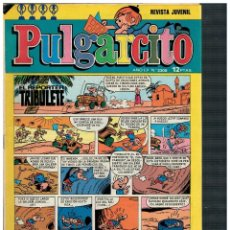 Tebeos: PULGARCITO Nº 2308. CON SHERIFF KING.. Lote 205587513