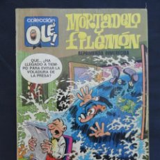 Tebeos: CÓMIC MORTADELO Y FILEMON.ED. BRUGUERA. AÑO 1976.. Lote 205594391