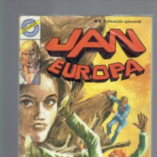 Tebeos: JAN EUROPA N,5 COMICS BRUGUERA EN EUROPA EN PELIGRO. Lote 205611962
