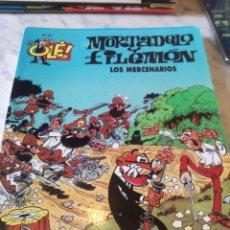 Tebeos: COMICS MORTADELO Y FILEMON N. 56. Lote 205657973