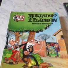 Tebeos: COMICS MORTADELO Y FILEMON N. 106. Lote 205659125