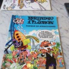 Tebeos: COMICS MORTADELO Y FILEMON N. 166. Lote 205660182