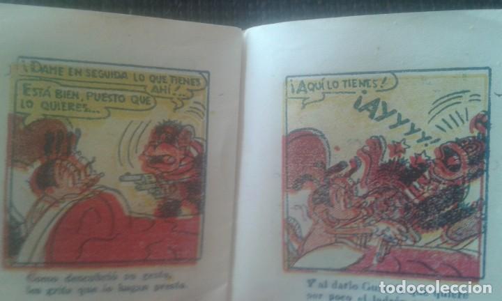Tebeos: GUAU GUAU Y EL LADRON. COLECCION MINIATURAS. EDITORIAL BRUGUERA. BARCELONA. - Foto 11 - 205667033