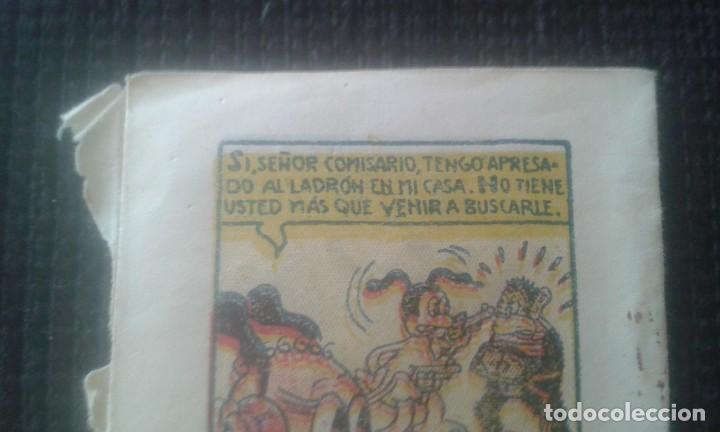 Tebeos: GUAU GUAU Y EL LADRON. COLECCION MINIATURAS. EDITORIAL BRUGUERA. BARCELONA. - Foto 13 - 205667033