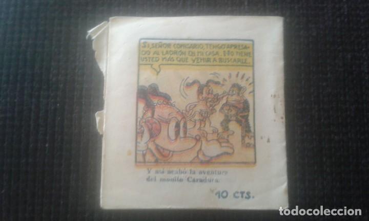 Tebeos: GUAU GUAU Y EL LADRON. COLECCION MINIATURAS. EDITORIAL BRUGUERA. BARCELONA. - Foto 15 - 205667033