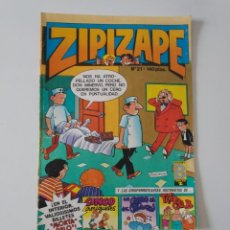 Tebeos: ZIPI Y ZAPE NÚMERO 21 1987 EDICIONES B. Lote 205681311
