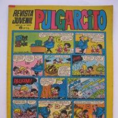 Tebeos: PULGARCITO - AÑO LII - Nº 2123 - CON EL SHERIFF KING - EDITORIAL BRUGUERA - AÑO 1972.. Lote 205712478