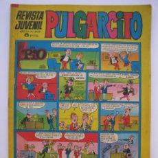 Tebeos: PULGARCITO - AÑO LII - Nº 2122 - CON EL SHERIFF KING - EDITORIAL BRUGUERA - AÑO 1972.. Lote 205713028