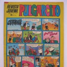 Tebeos: PULGARCITO - AÑO LI - Nº 2120 - CON EL SHERIFF KING - EDITORIAL BRUGUERA - AÑO 1971.. Lote 205714057