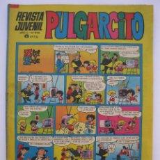 Tebeos: PULGARCITO - AÑO LI - Nº 2118 - CON EL SHERIFF KING - EDITORIAL BRUGUERA - AÑO 1971.. Lote 205714555
