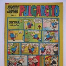 Tebeos: PULGARCITO - AÑO LI - Nº 2115 - CON EL SHERIFF KING - EDITORIAL BRUGUERA - AÑO 1971.. Lote 205715218