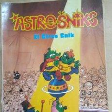 Tebeos: ASTROSNIKS. EL CIRCO SNIK -ED. BRUGUERA. Lote 205721076