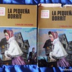 Tebeos: HISTORIAS COLOR SERIE MUJERCITAS LA PEQUEÑA DORRIT CARLOS DICKENS Nº 3 CON CAJETÍN 1ª EDICIÓN. Lote 205733753