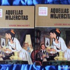 Tebeos: HISTORIAS COLOR SERIE MUJERCITAS AQUELLAS MUJERCITAS LOUISE MAY ALCOTT Nº 10 CAJETÍN 2ª EDICIÓN. Lote 205735467