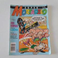Tebeos: SUPER MORTADELO NÚMERO 89 1991 EDICIONES B. Lote 205845283