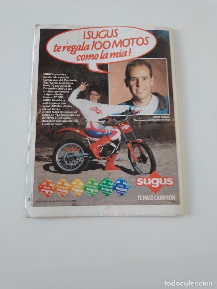 Tebeos: Super Mortadelo número 89 1991 Ediciones B - Foto 2 - 205845283