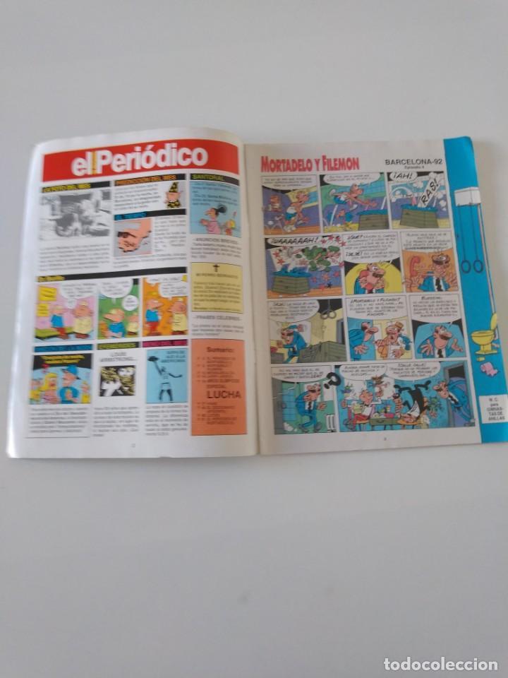 Tebeos: Super Mortadelo número 89 1991 Ediciones B - Foto 3 - 205845283
