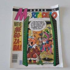 Tebeos: SUPER MORTADELO NÚMERO 120 1993 EDICIONES B. Lote 205846258