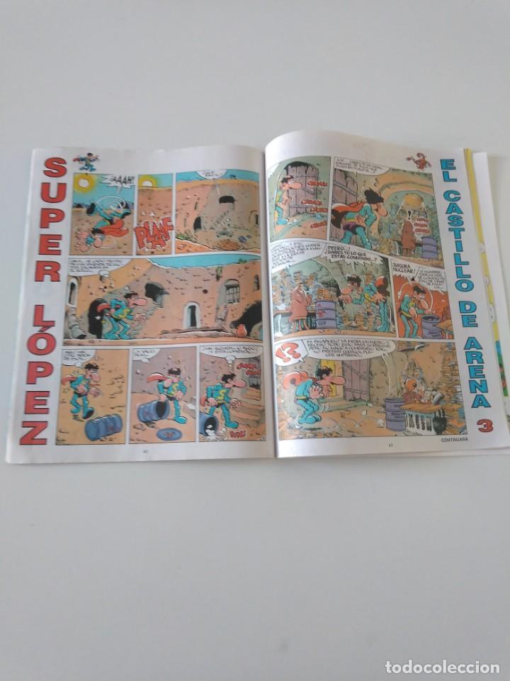 Tebeos: Super Mortadelo número 120 1993 Ediciones B - Foto 5 - 205846258