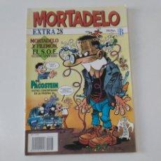 Tebeos: MORTADELO EXTRA NÚMERO 28 1992 EDICIONES B. Lote 205847100