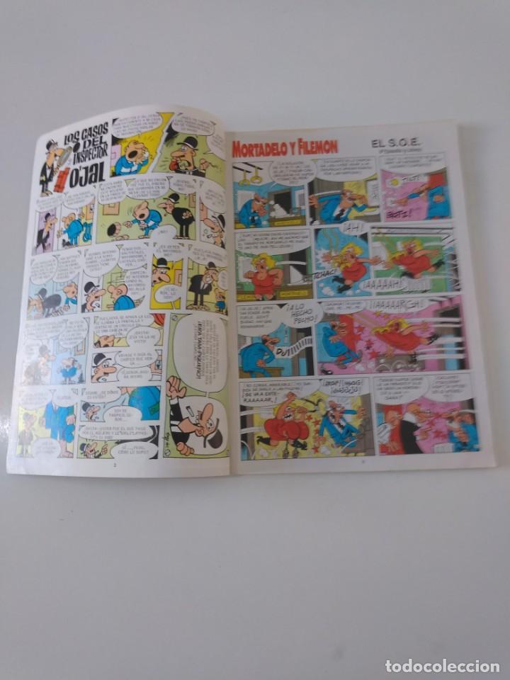 Tebeos: Mortadelo Extra número 28 1992 Ediciones B - Foto 3 - 205847100