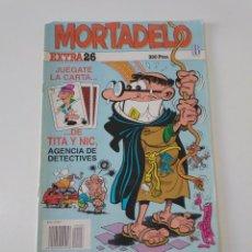 Tebeos: MORTADELO EXTRA NÚMERO 26 1992 EDICIONES B. Lote 205847687