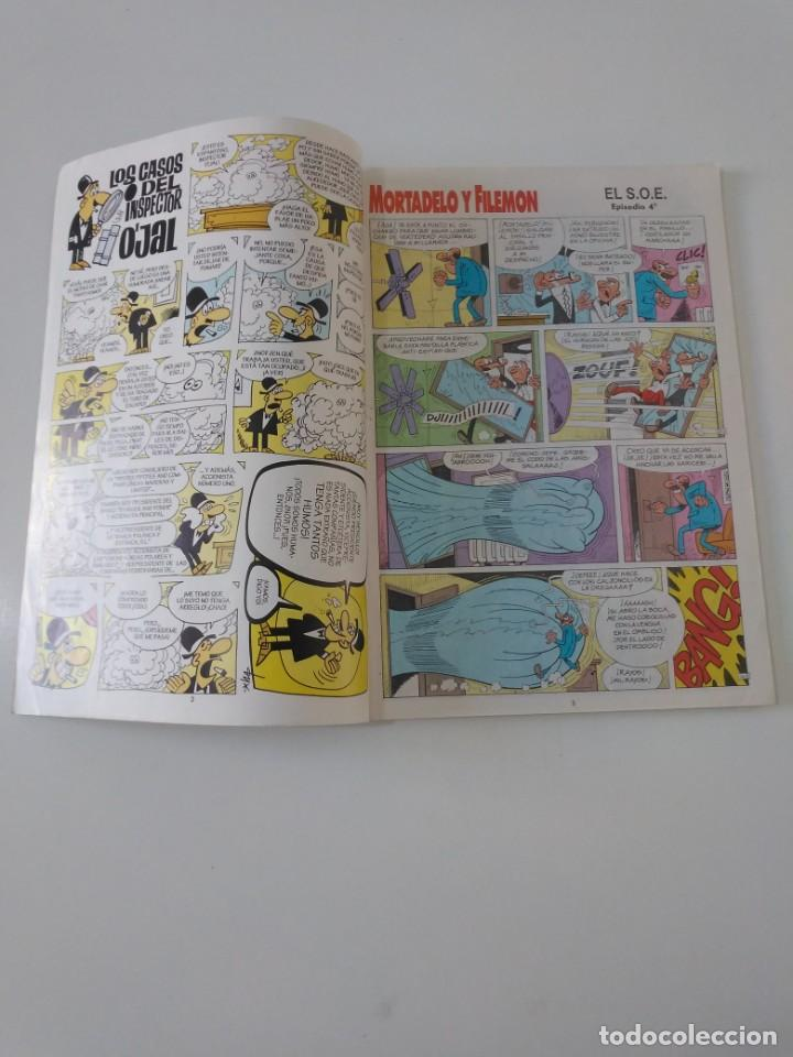Tebeos: Mortadelo Extra número 26 1992 Ediciones B - Foto 3 - 205847687