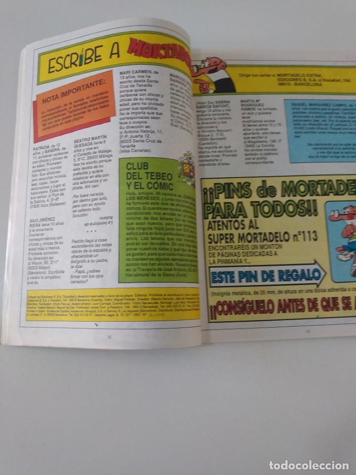 Tebeos: Mortadelo Extra número 26 1992 Ediciones B - Foto 4 - 205847687