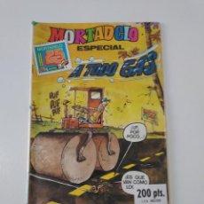 Tebeos: MORTADELO ESPECIAL A TODO GAS 1983 EDITORIAL BRUGUERA. Lote 205848710