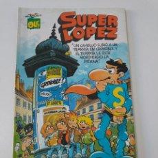 Tebeos: SUPER LÓPEZ NÚMERO 20 COLECCIÓN OLÉ 1991 1 EDICIÓN EDICIONES B. Lote 205851376