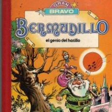 Tebeos: BERMUDILLO EL GENIO DEL HATILLO Nº 1 GRAN BRAVO. Lote 205857105
