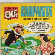Tebeos: COLEECION OLE CARPANTA Nº 30, BRUGUERA 1979. Lote 205858338