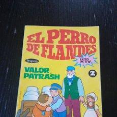 Tebeos: EL PERRO DE FLANDES N°2 BRUGUERA. Lote 205875297