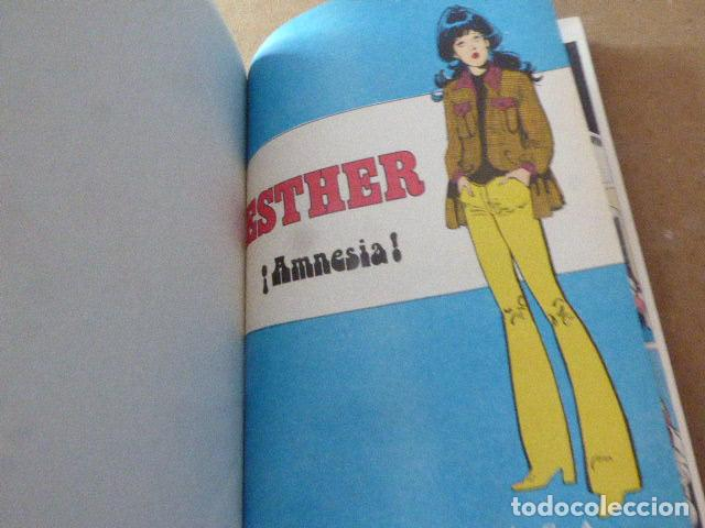 Tebeos: ESTHER Y SU MUNDO. SERIE AZUL. BRUGUERA, 1985. 3ª ED. TOMO 4. TAPA DURA, - Foto 3 - 205901631