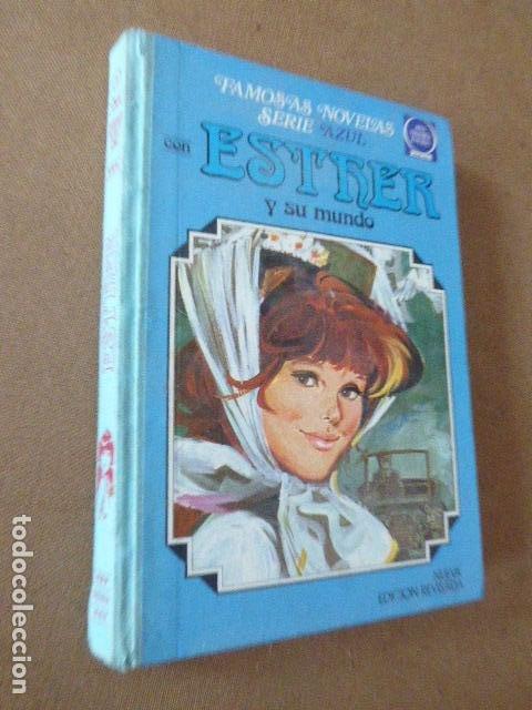 ESTHER Y SU MUNDO. SERIE AZUL. BRUGUERA, 1985. 3ª ED. TOMO 4. TAPA DURA, (Tebeos y Comics - Bruguera - Esther)
