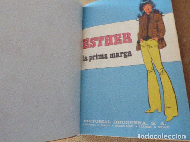 Tebeos: ESTHER Y SU MUNDO. SERIE AZUL. BRUGUERA, 1985. 4ª ED. TOMO 3. TAPA DURA, - Foto 4 - 205901778