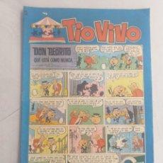 Tebeos: REVISTA JUVENIL SEMANAL-N°250 TIOVIVO. Lote 206121595