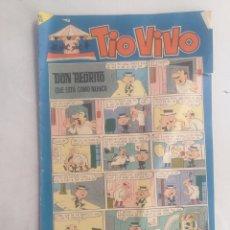 Tebeos: REVISTA JUVENIL SEMANAL - N° 260 TIOVIVO. Lote 206122407