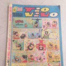 Tebeos: REVISTA JUVENIL SEMANAL -N°260 AÑO XII TIOVIVO. Lote 206123380
