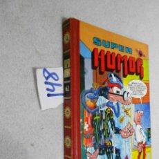 Tebeos: ANTIGUO COMIC SUPER HUMOR Nº 62. Lote 206159185