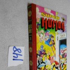 Tebeos: ANTIGUO COMIC SUPER HUMOR Nº 23. Lote 206159267