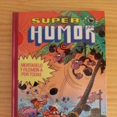 Tebeos: SUPER HUMOR XI (11). MORTADELO Y FILEMON A POR TODAS. EDITORIAL BRUGUERA. 4ª EDICIÓN, 1983.. Lote 206171853