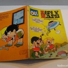 Livros de Banda Desenhada: COLECCION OLE NUMERO 48 ZIPI Y ZAPE PRIMERA EDICION EDITORIAL BRUGUERA. Lote 206176283