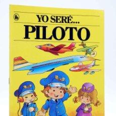 Tebeos: YO SERE… 1. PILOTO (JAN / CRISTINA BRUNET) BRUGUERA, 1986. OFRT. Lote 206244965