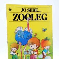 Tebeos: COL.LECCIÓ JO SERE… 2. ZOÒLEG (JAN I CRIS) BRUGUERA, 1986. OFRT. Lote 206244968