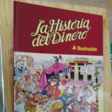 Tebeos: MORTADELA Y FILEMON, LA HISTORIA DEL DINERO DE BANKUNION 1980. Lote 206245326