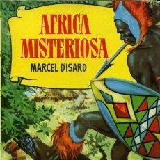 Tebeos: HISTORIAS-BRUGUERA-ORIGINAL- Nº 171 -ÁFRICA MISTERIOSA-2ª ED.1961-FCO. BLANES-BUENO-DIFÍCIL-LEA-3436. Lote 206345715