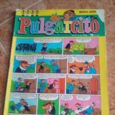 Tebeos: PULGARCITO.NUMERO 2364.BRUGUERA.CON EL SHERIFF KING. Lote 206377781