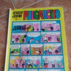 Tebeos: PULGARCITO.NUMERO 2137.BRUGUERA.CON EL SHERIFF KING. Lote 206381392